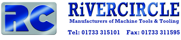 Rivercircle Ltd - Manufacturers of machine tools and tooling.